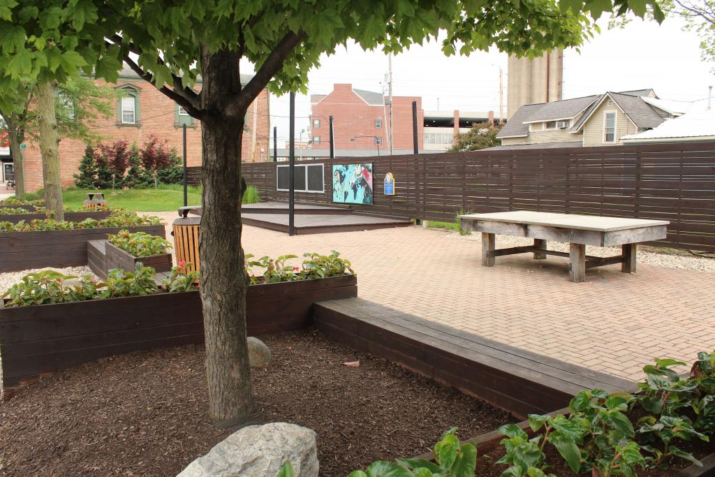 Fishers Pocket Park Original