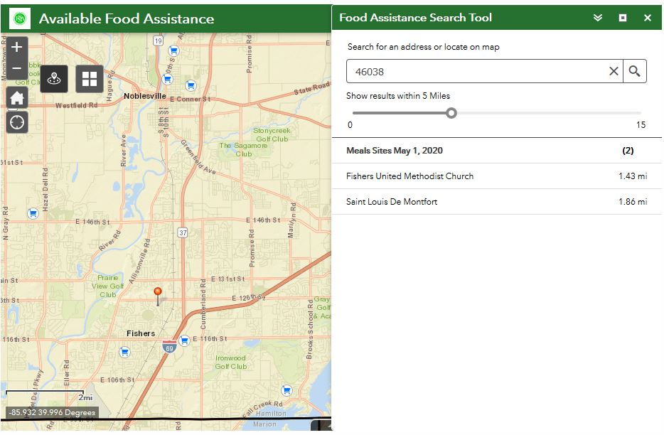 Fishers Food Assistance