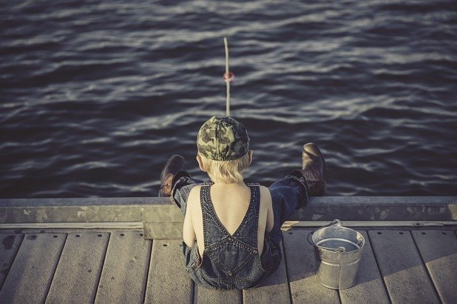 Fishing in Indiana