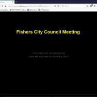 City Council Unavailable