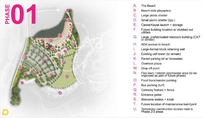 Geist Waterfront Park Phase 1
