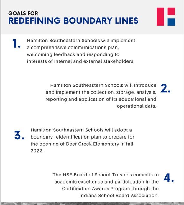 HSE redistricting
